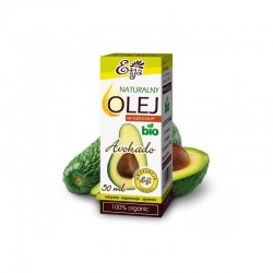 Bio Olej z Avocado ETJA Olej 7 witamin 50 ml