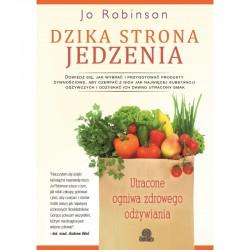 """Książka """"Dzika strona jedzenia"""""""