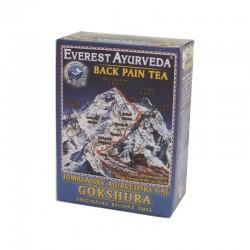 GOKSHURA Bóle pleców Kręgosłupa Herbatka Zioła ayurvedyjskie