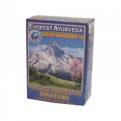 DHATAKI Obfite krwawienia menstruacyjne Herbatka ayurwedyjska