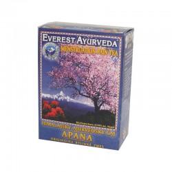 APANA Bolesna miesiączka Układ rozrodczy Herbatka ajurwedyjska Cykl miesiączkowy