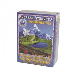 ASHWAGANDHA Uspokojenie i sen Herbatka ajurwedyjska