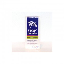 STOP DEMODEX Żel do Twarzy Finish Control