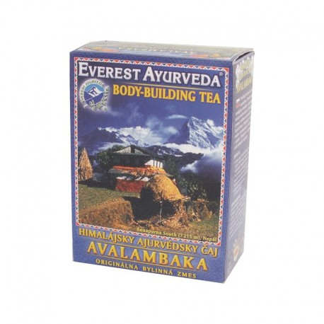 KUDZU (AVALAMBAKA) - Mięśnie i budowa ciała Herbatka ajurwedyjska