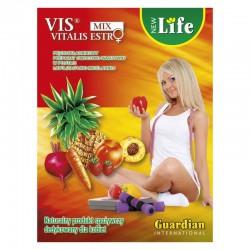 Vis Vitalis Liofilizowane owoce i warzywa o działaniu pęczniejącym i witalizująco-odmładzającym