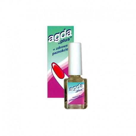 Agda Plus Płyn do pielęgnacji paznokci Agda Plus