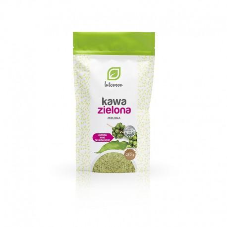 Kawa zielona mielona Suplement diety Mielona Kawa zielona - Santos na odchudzanie