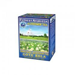 GOTU KOLA Zwyrodnienie funkcji mózgowych (alzheimer) herbatka ajurwedyjska