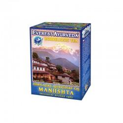 MANJISHTA kleszcze i borelioza herbata ayurwedyjska
