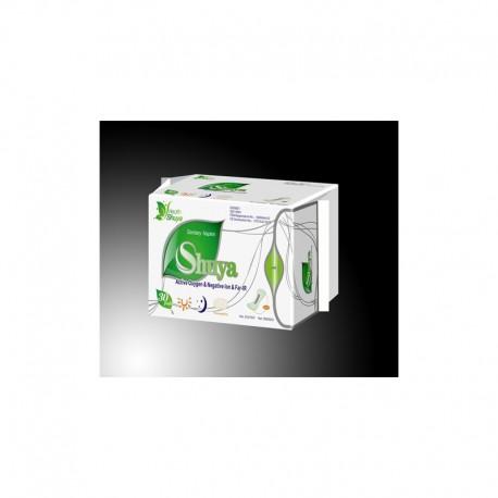 Wkładki Higieniczne Shuya Health Wkładki higieniczne z czystej bawełny