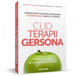 Książka Cud terapii Gersona