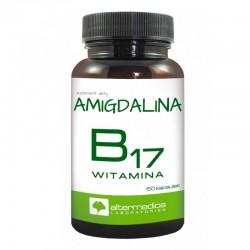 Amigdalina Witamina B17 ekstrakt z pestek moreli