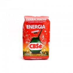 Yerba mate CBSe Energia guarana