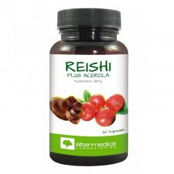 Reishi plus Acerola suplement diety