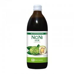 Sok z Noni 100% soku owoców noni