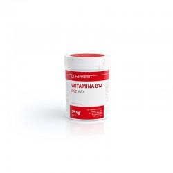 Witamina B12 MSE + Witamina B6 + Biotyna + Kwas foliowy Witamina B12 Metylokobalamina aktywna forma Witaminy B12