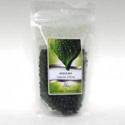 Spirulina 250 g 250 mg tabletki z alg spiruliny