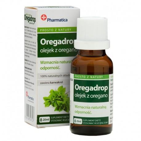 Olejek z oregano Oregadrop 20ml olejek z oregano