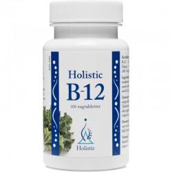 Holistic B-12 metylowany witamina B12 metylkobalamina kwas foliowy B9 aktywna metylowana forma witaminy B12 kwas foliowy B9