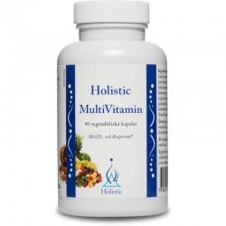 Holistic MultiVitamin zestaw witamin multiwitamina kompleks witamin witamina A C D3 E K Bioperyna