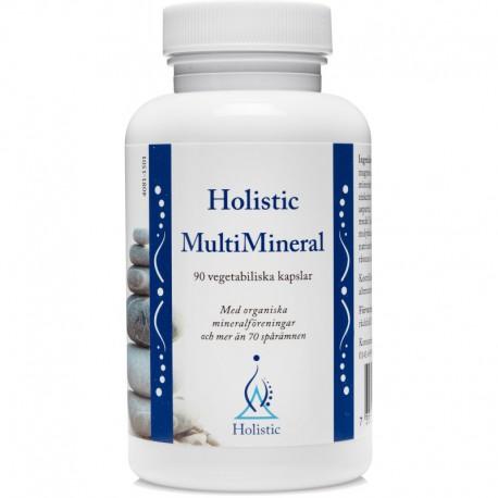 Holistic MultiMineral zestaw organicznych minerałów kompleks mikroelementy mikroskładniki pierwiastki śladowe