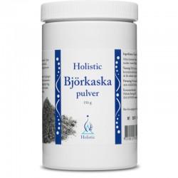 Holistic Björkaska popiół brzozy brzoza ekologiczna proszek równowaga kwasowo-zasadowa odkwaszanie organizmu