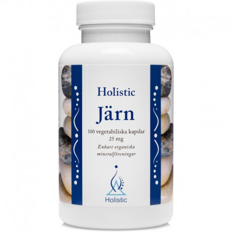 Holistic Järn organiczne związki żelaza łatwo przyswajalne żelazo wsparcie układu odpornościowego