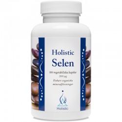 Holistic Selen organiczny selen L-selenometionina przeciwutleniacz