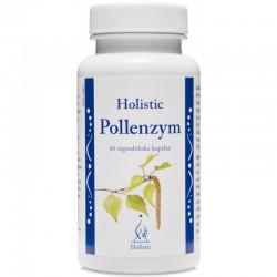 Holistic Pollenzym kwercetyna Ascophyllum nodosum kwas askorbinowy bromelaina SOD na alergie uczulenia