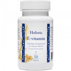 Holistic E-vitamin witamina E naturalna mieszanka tokoferoli z oleju słonecznikowego naturalna witamina E