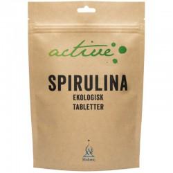 Holistic Spirulinatabletter Ekologiczna Spirulina w tabletkach organiczna Spirulina platensis 250 tabletek