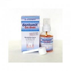 Dentomit Spray Zapalenie jamy ustnej zapalenie dziąseł implanty paradontoza 30 ml