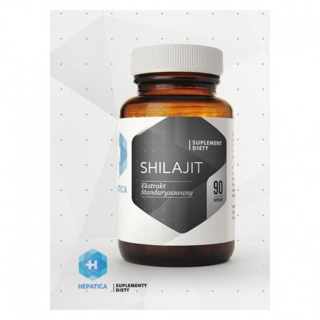 Shilajit Ekstrakt Standaryzowany Asphaltum punjabianum kwasy fulwowe mumio