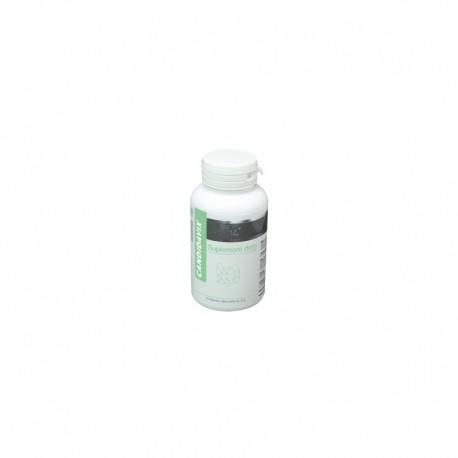 Candidavix 60 kapsułek kwas kaprylowy bakterie kwasu mlekowego witamina C kwas askorbinowy