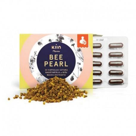 PROMOCJA - Bee Pearl ekstrakt z pierzgi pszczelej liofilozowana wyciąg pierzga Apis Panis