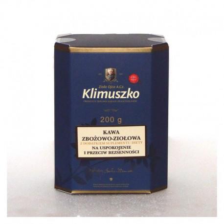 Kawa zbożowo-ziołowa na uspokojenie i przeciw bezsenności 200g