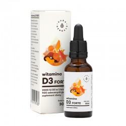 Witamina D3 Forte - Suplement Diety w Kroplach (30ml)