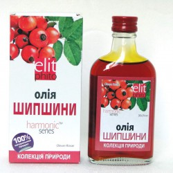 Olej z dzikiej róży 200ml Dzika roża