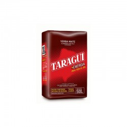 Yerba Mate TARAGUI ENERGIA 500g Mega Pobudzenie