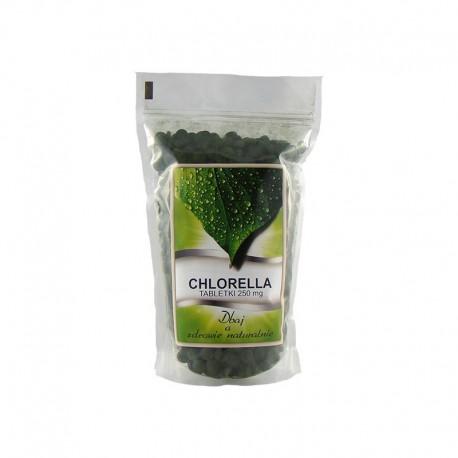 Chlorella 250mg 250g