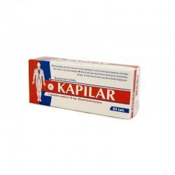 Kapilar 50 tabletek - suplement diety
