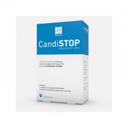 Candi STOP Suplement diety CandiSTOP przeciw Candida albicans
