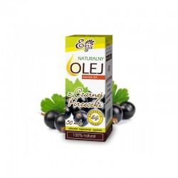 Naturalny olej z czarnej porzeczki 50ml olej z czarnej porzeczki