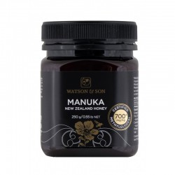 Miód Manuka 250g MGO 700+ Watson & Son Miód z krzewu Manuka