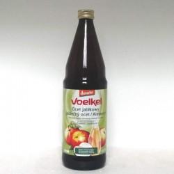 Bio Ocet jabłkowy 750 ml Voelkel naturalny niepasteryzowany niefiltrowany ocet z jabłek odchudzanie