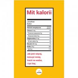 """Książka """"Mit Kalorii"""""""
