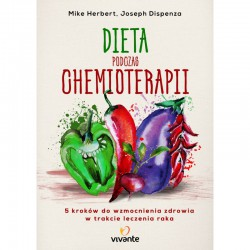 Książka Dieta podczas chemioterapii M. Herbert, J. Dispenza