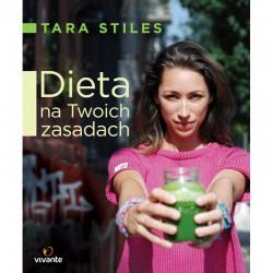 "Książka ""Dieta na twoich zasadach"" Tara Stiles"