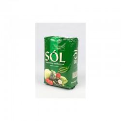 Sól Kłodawa kamienna jodowana 1kg
