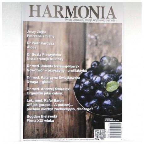 Czasopismo HARMONIA Wrzesień - Październik 2016